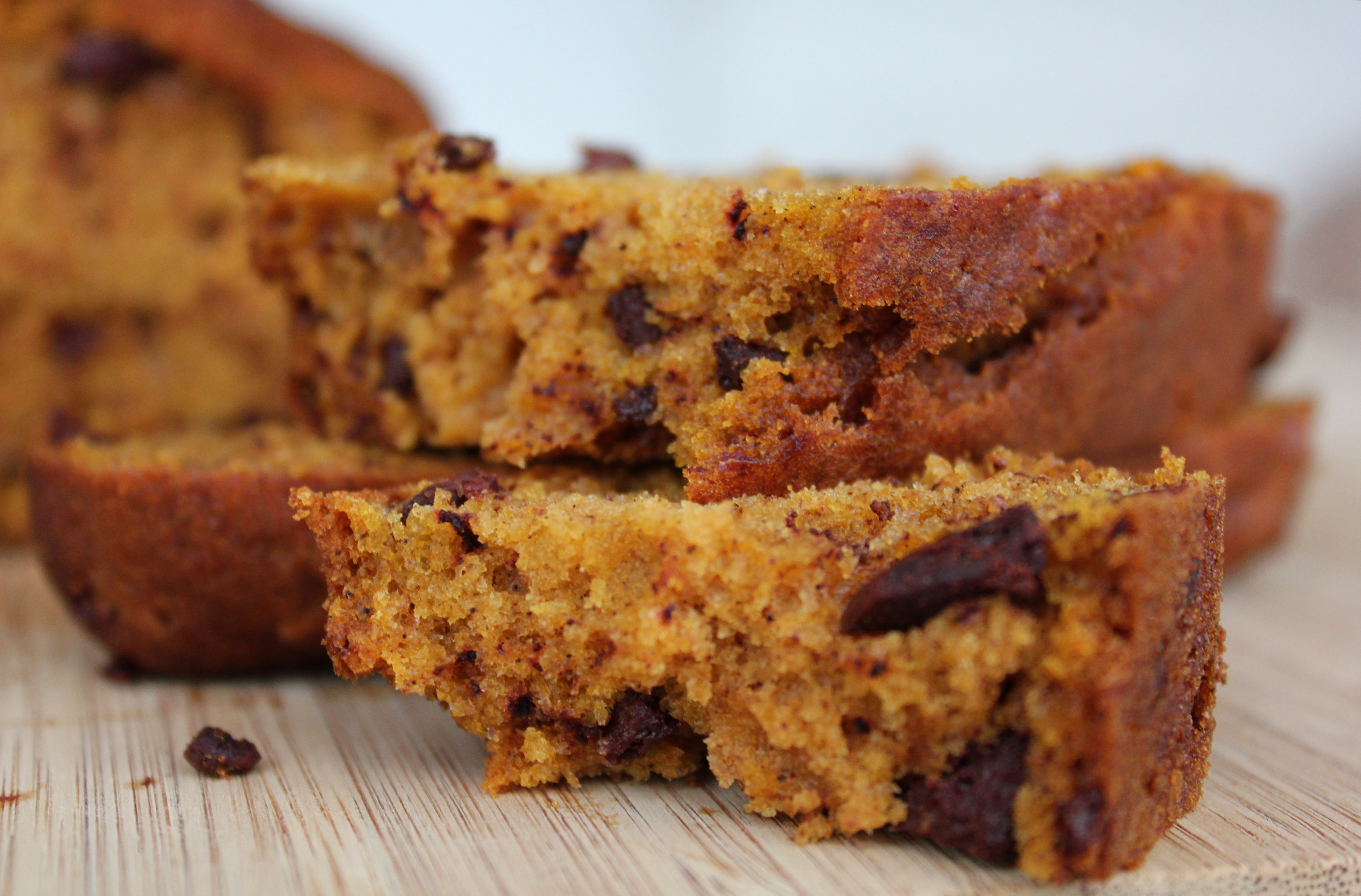 Chocolate Chip Pumpkin Banana Bread – Sea Food. Sea Art. Sea Change.